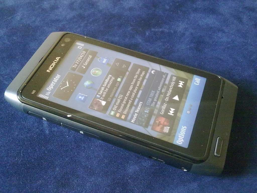 Telefon NOKIA N8 atrapa NOWY Kolekcja