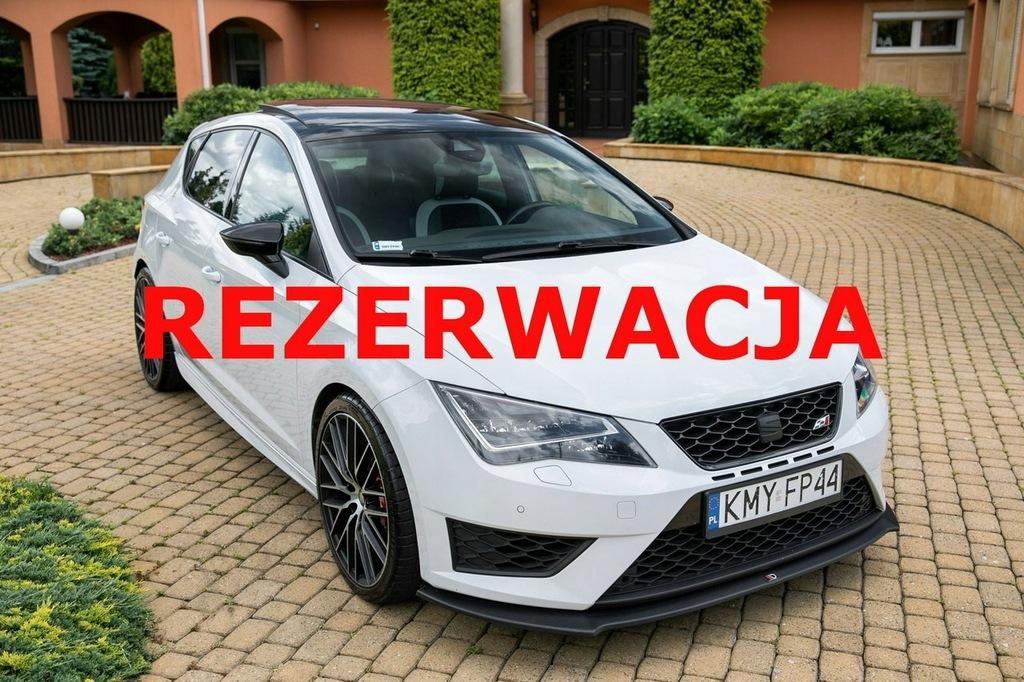 Seat Leon Cupra 290 Km Salon Pl 1 Wl Maxton 9505787686 Oficjalne Archiwum Allegro