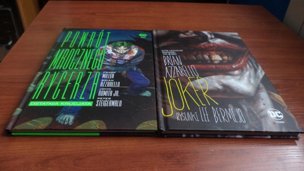 Joker + Ostatnia krucjata Azzarello