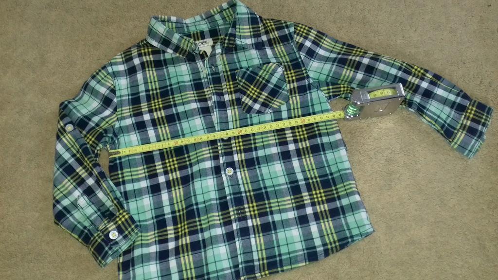 Koszula cherokee około 4-5lat bdb