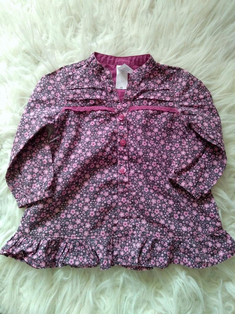 koszula c&a 68 cm