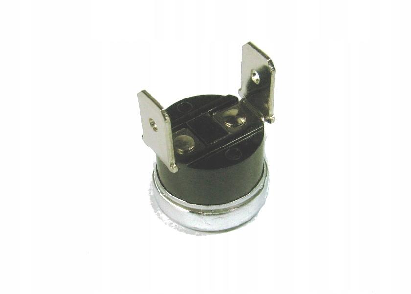 Wyłącznik termiczny 250V/10A 120*C zamknięty T2