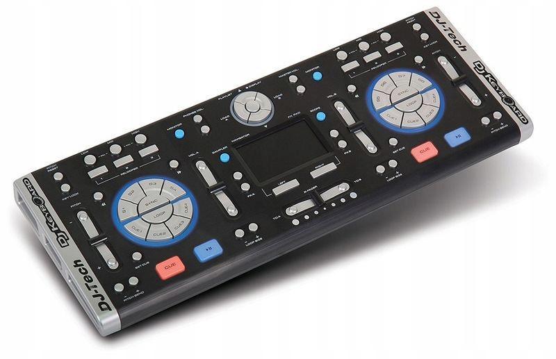 DJ-Tech Dj Keyboard Deckadance EDITION