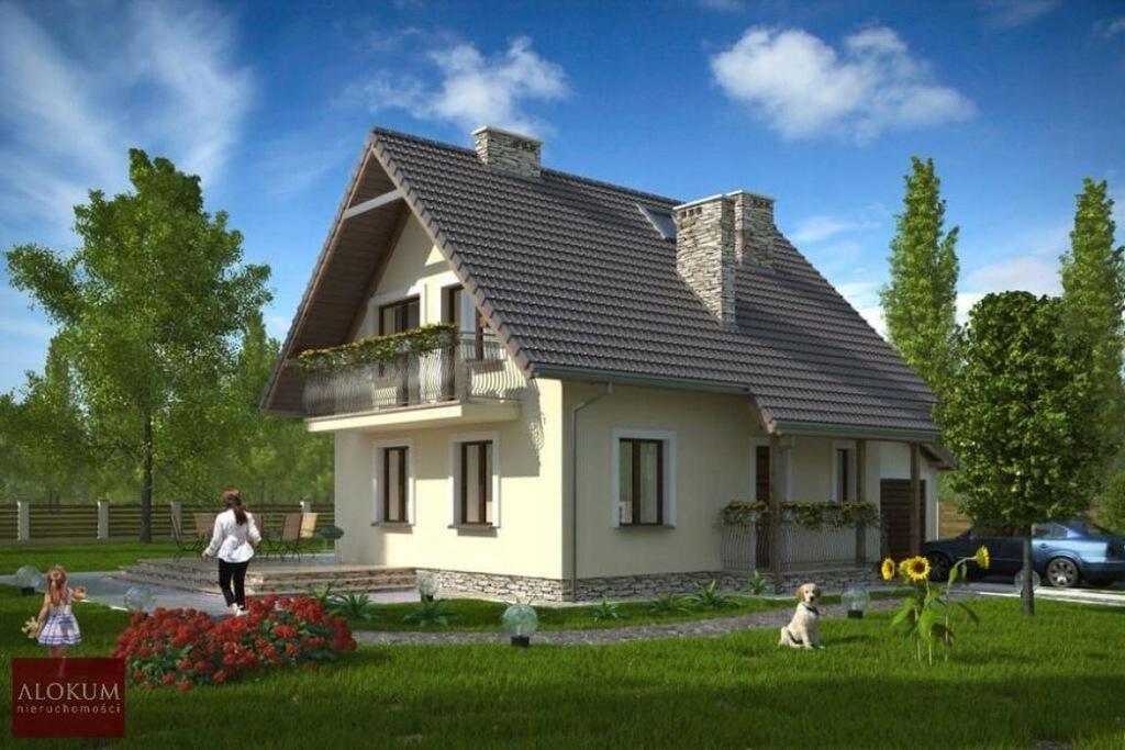 Dom, Kraków, Nowa Huta, 95 m²