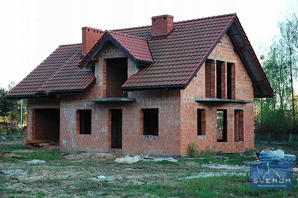 Dom Blachownia, częstochowski, 157,00 m²