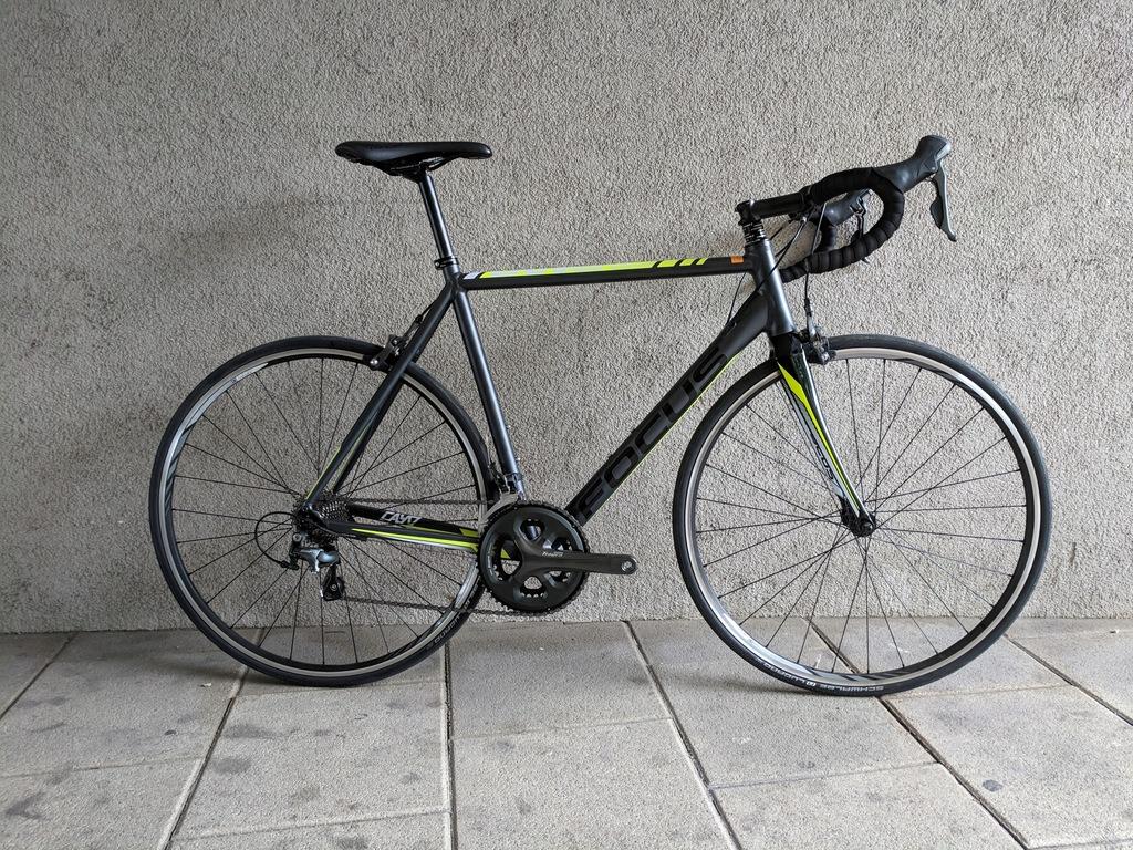 Rower Szosowy Focus Cayo AL Tiagra R.57