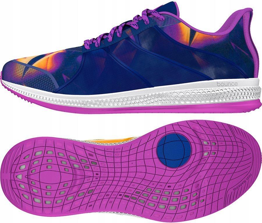 Adidas Buty damskie Gymbreaker Bounce fioletowe r.