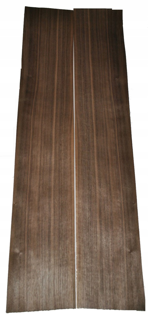 Fornir orzech amerykański 106x18cm x 0,6mm