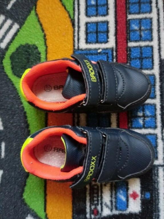 Buty chłopięcece Badoxx. Rozmiar 22