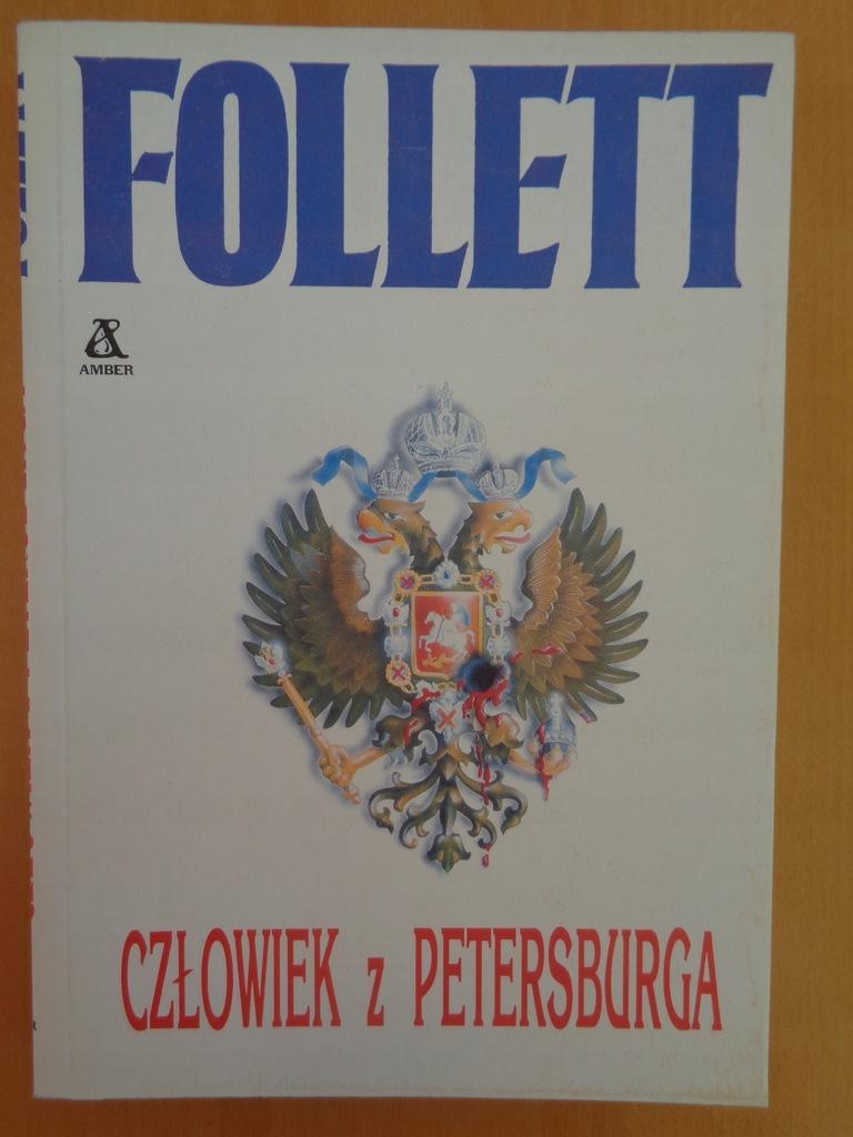 Ken Follett Człowiek z Petersburga