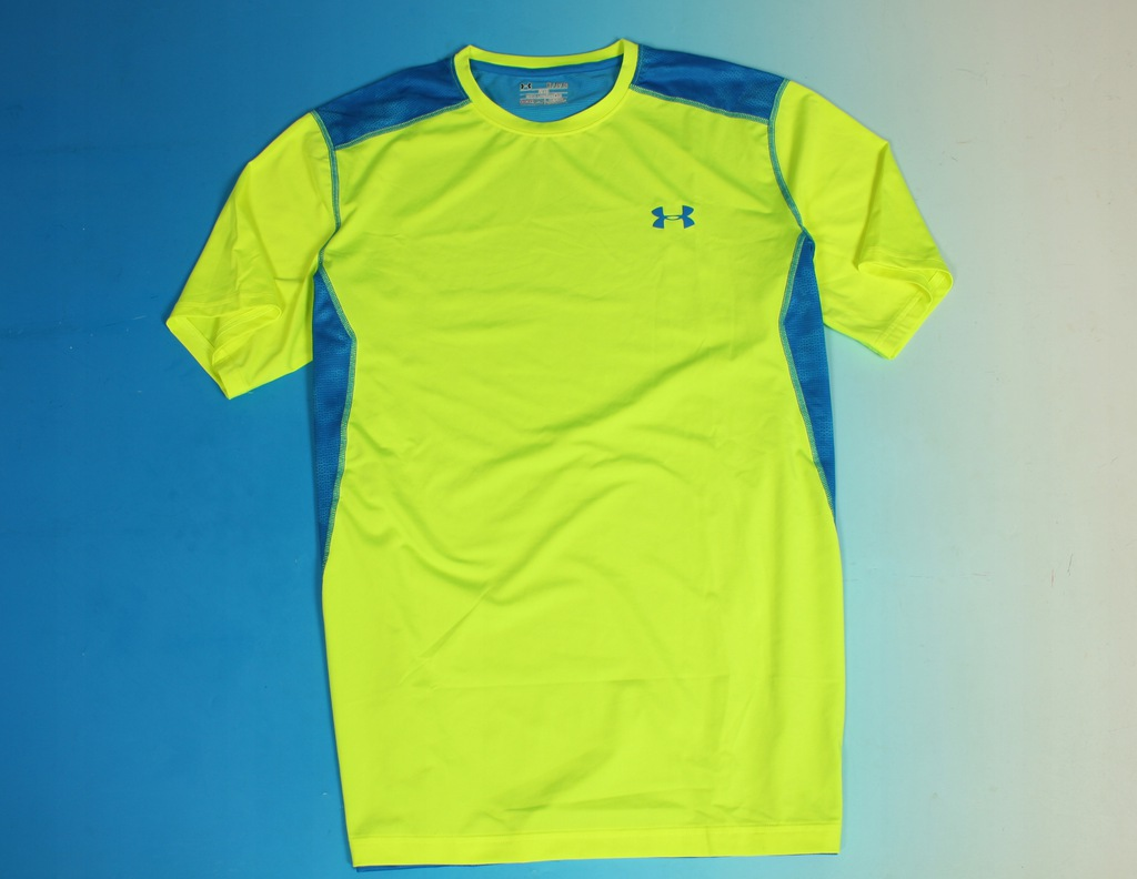 UNDER ARMOUR - HEATGEAR - FITTED - KOSZULKA - XL