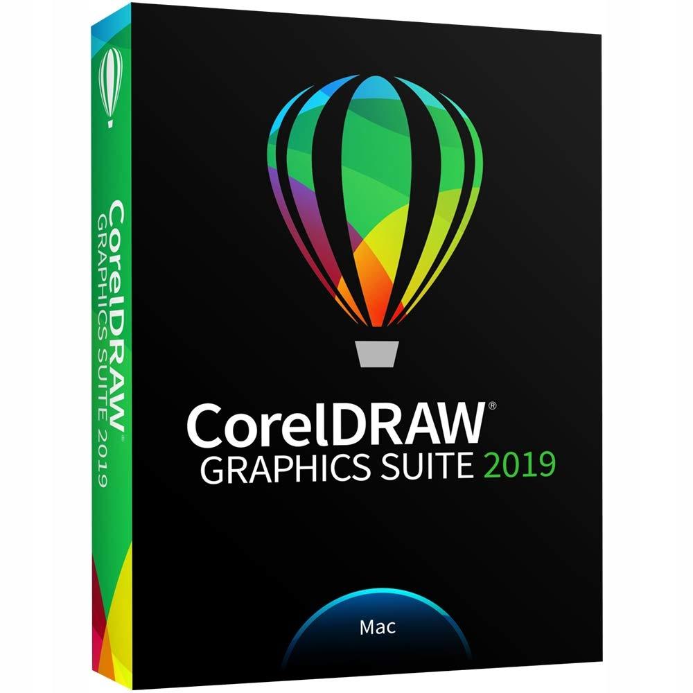 CorelDRAW Graphics Suite 2019 PL/ENG MAC BOX