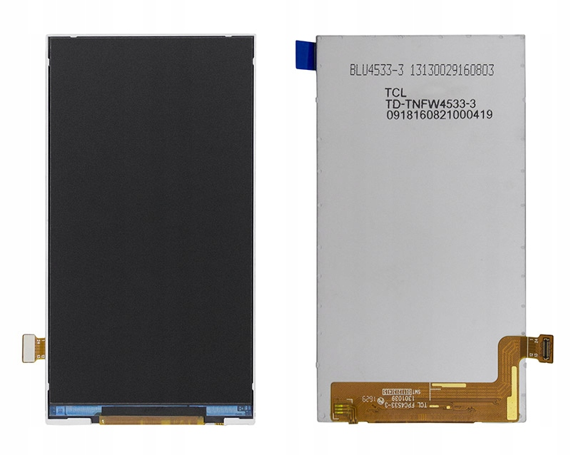 LG K4 LTE K120e Oryginalny LCD WYŚWIETLACZ MATRYCA