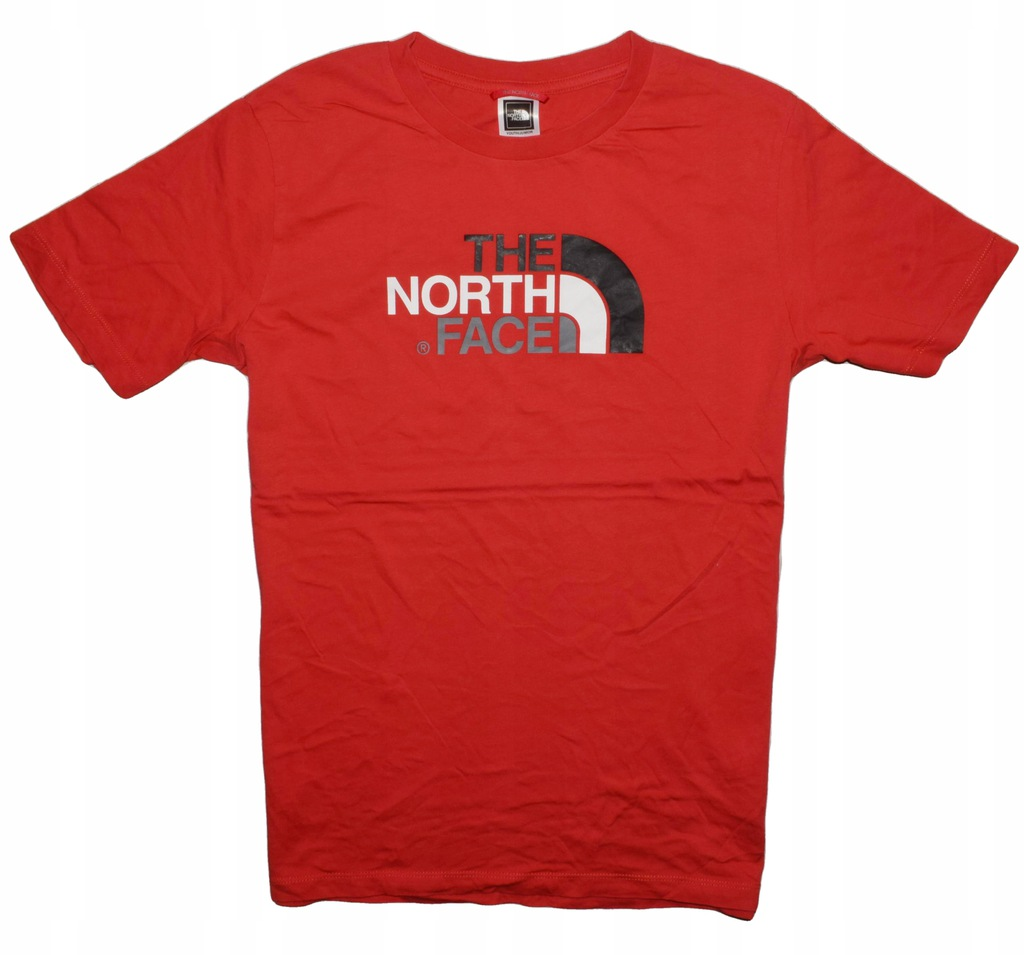 The North face XS t-shirt idealny stan