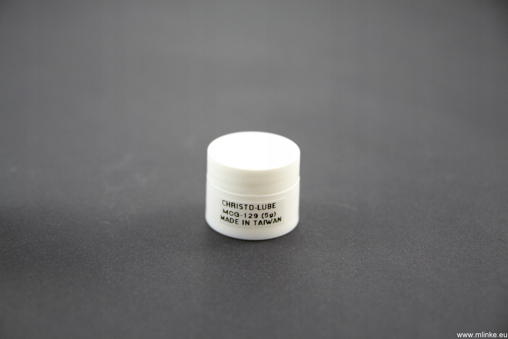 smar czystotlenowy christo-lube MCG 129 5 g