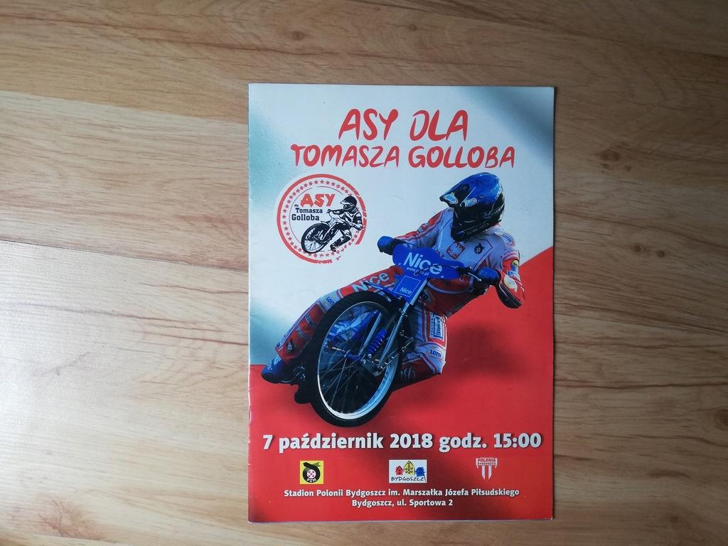 Asy dla T.Golloba, Bydgoszcz 2018
