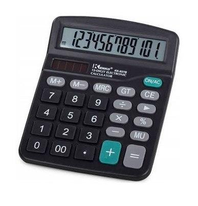 Kalkulator biurowy szkolny duży wygodny 12 cyfr mo