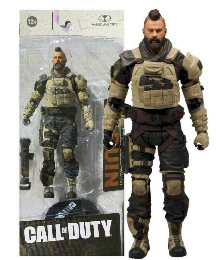 "Call Of Duty McFarlane figurka Donnie ""Ruin"" Walsh"