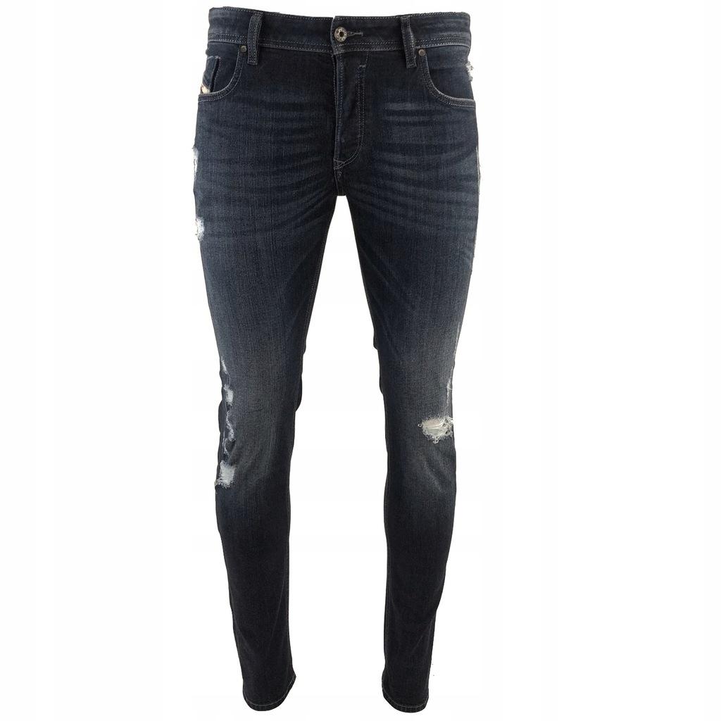 Spodnie Diesel Jeans TROXER R8KJ4 01 29x32