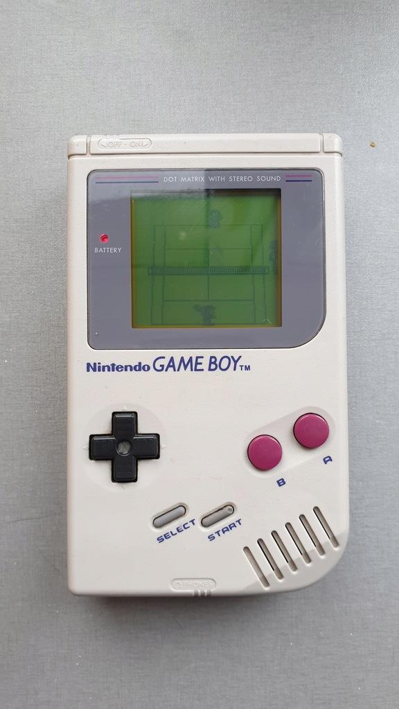 Nintendo GAME BOY Classic + Gra Tennis