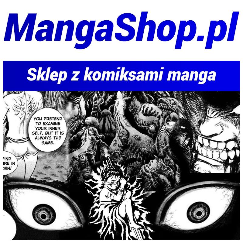 MangaShop.pl Sklep Internetowy Z Komiksami Manga