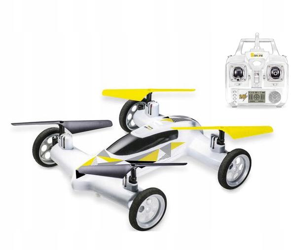 Latający samochód - DRON 2w1 MONDO MOTORS
