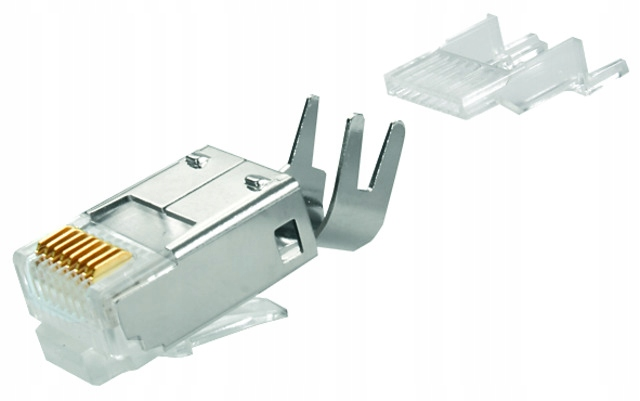 Wtyk RJ45 FTP kat.6A ekran MP8(8) FS - Telegartner