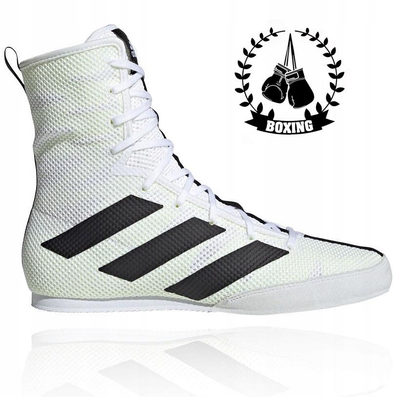 Buty bokserskie Adidas Box Hog III Męskie Tren* 47