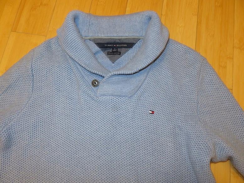 TOMMY HILFIGER - sweter, pulowe , golf M
