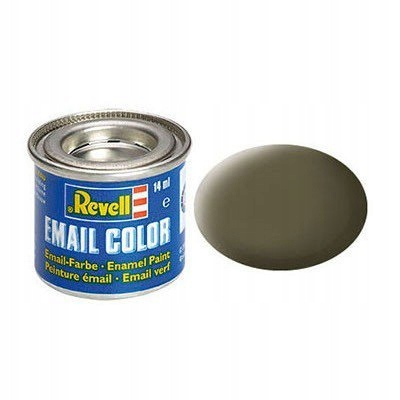 REVELL Email Color 46 Na to-Olive Mat
