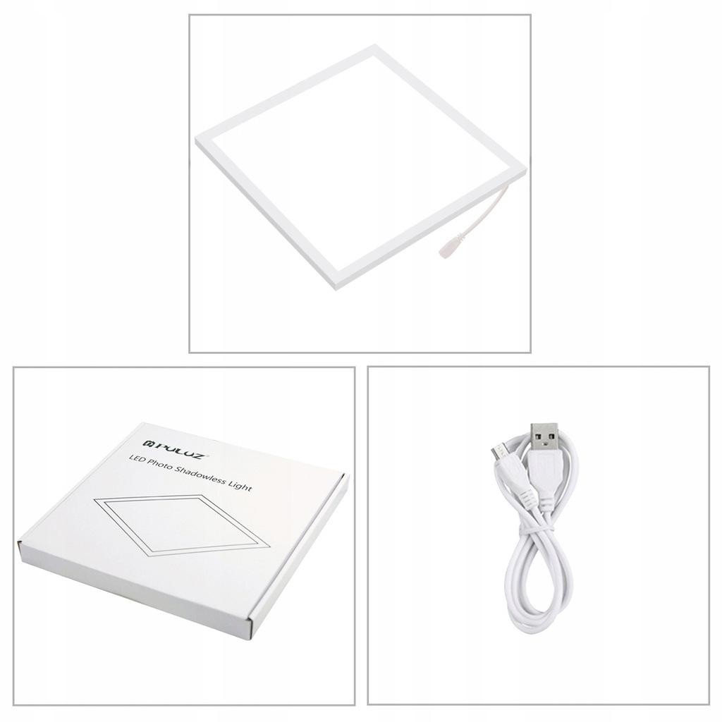 PULUZ Mini Shadowless Light Podkładka pod lampę