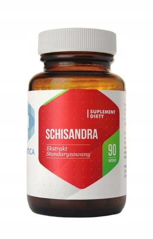 Schisandra (cytryniec chiński), 90 kapsułek, Hepat
