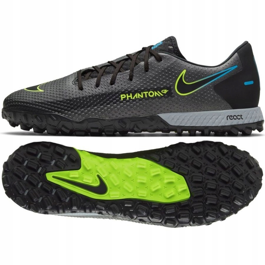 Buty Nike React Phantom GT PRO TF CK8468 090 r 45