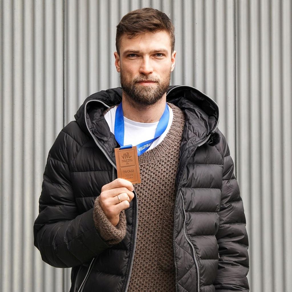 Brązowy medal z Ligi Narodów od Andrzeja Wrony
