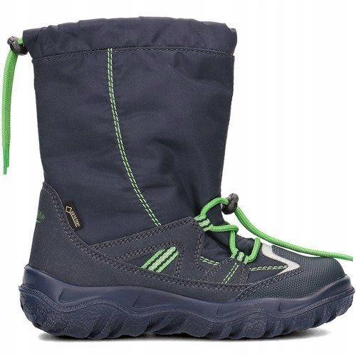 SUPERFIT-Granatowe Śniegowce 3-09047-80 R 23