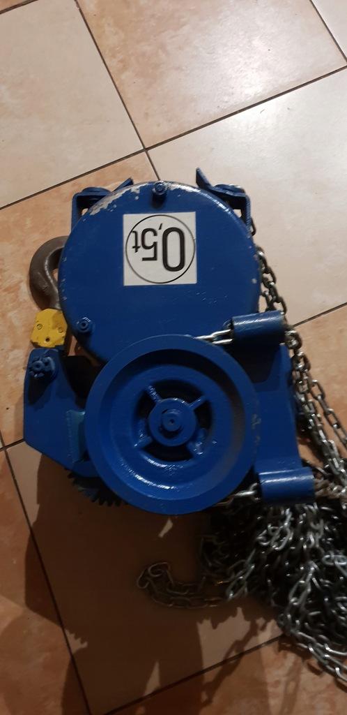 Suwnica wyciągarka wciągarka wciągnik - wózek-BZUT