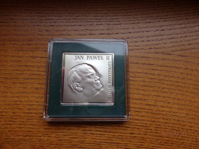 20 zł 2003 r. Jan Paweł II