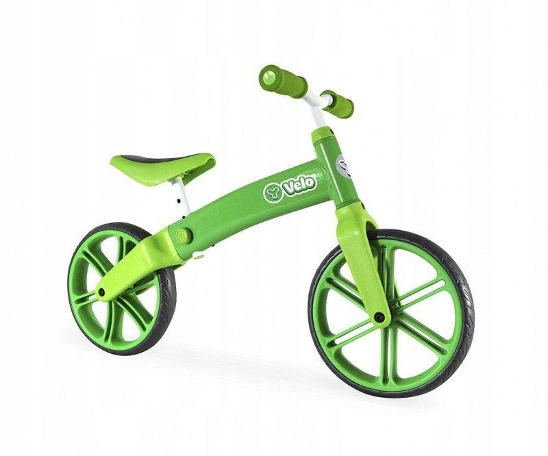 Rowerek biegowy Velo balance zielony