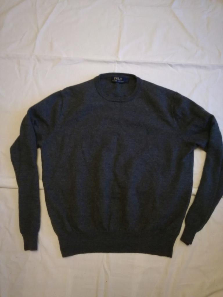 Ralph Lauren sweterek l jak nowy