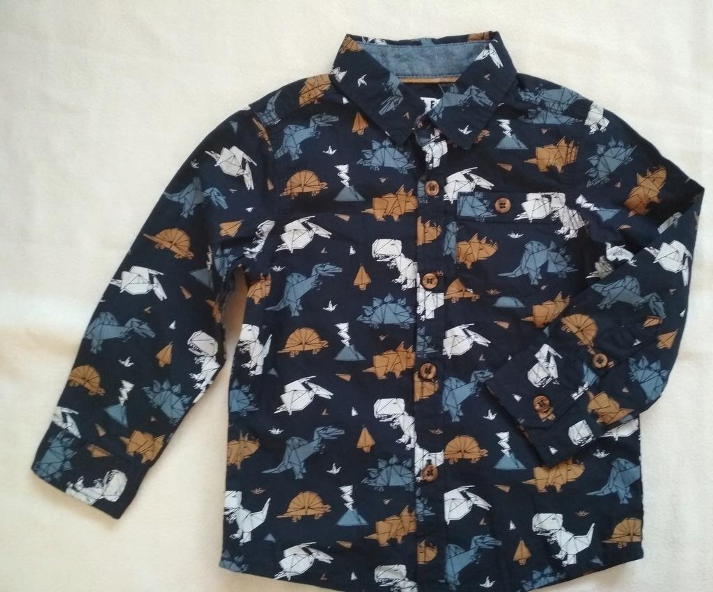 Nowa koszula Tu 80-86