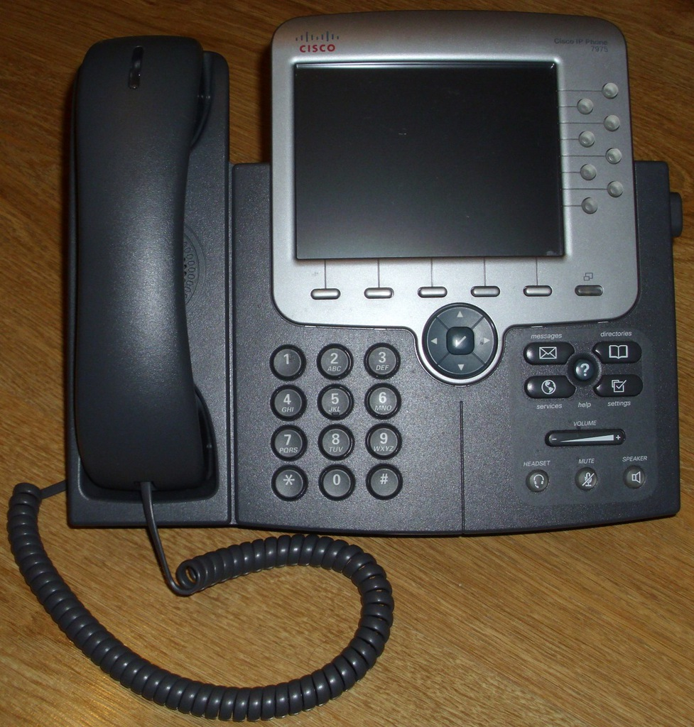 Telefon CISCO IP PHONE 7975