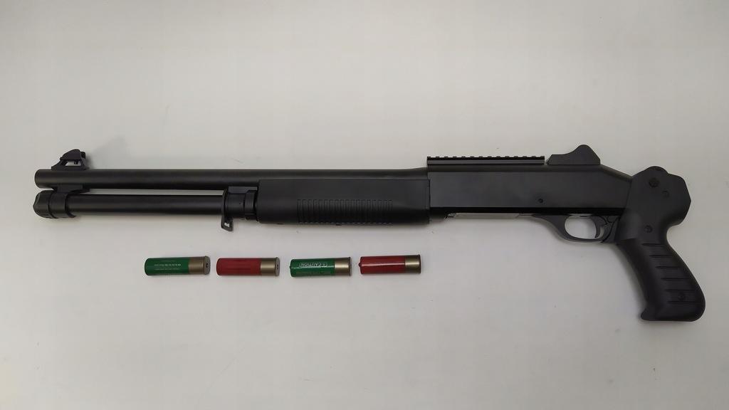 Strzelba ASG GFG25 - wersja metalowa GFG-03-010935