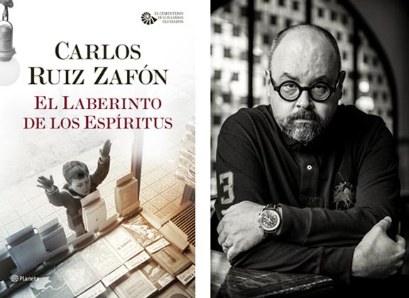 Przeczytaj nową powieść Zafóna przed premierą!