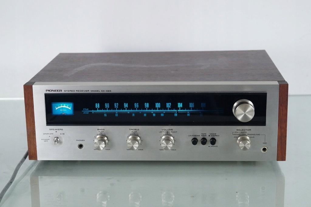 Amplituner Pioneer Sx-424 Bcm