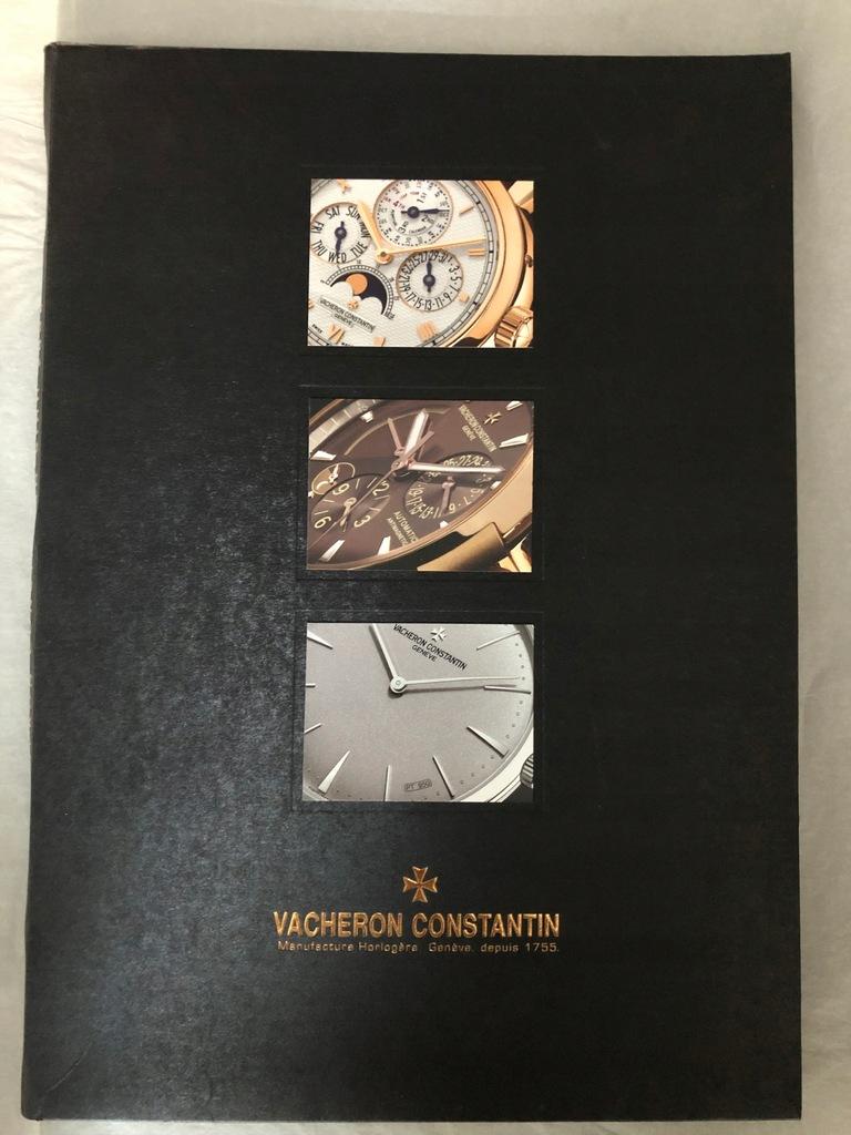 Vacheron Constantin SIHN 2006 + CD