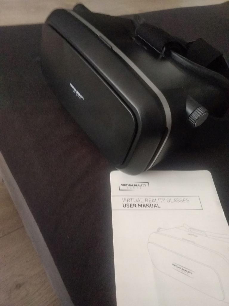 Okulary VR - nowe!