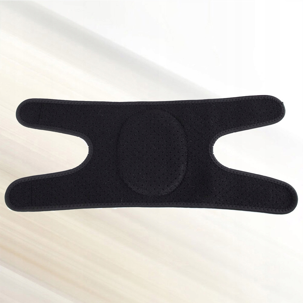 1 Pair Outdoor Sports Knee Pad Comfortable Soft Kn