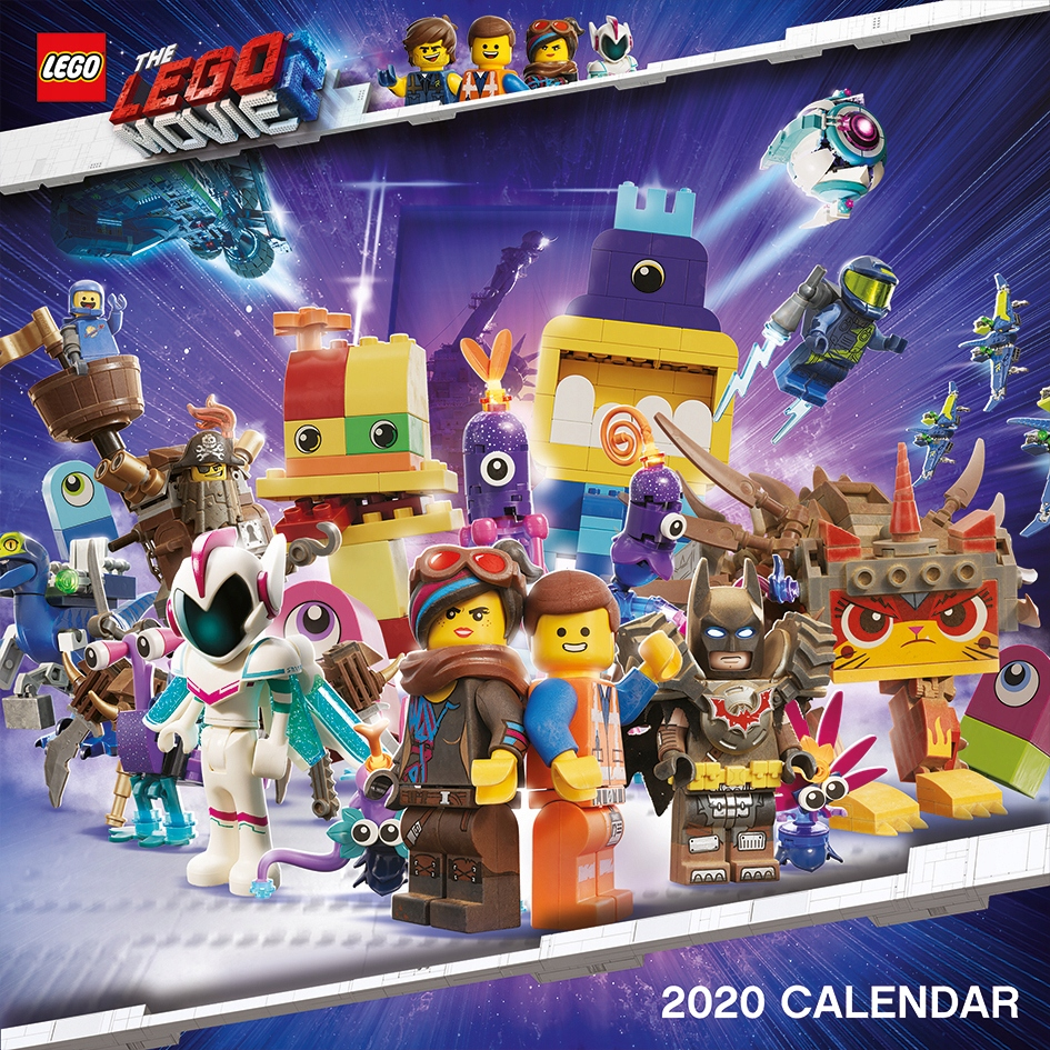 LEGO MOVIE 2 kalendarz 2020