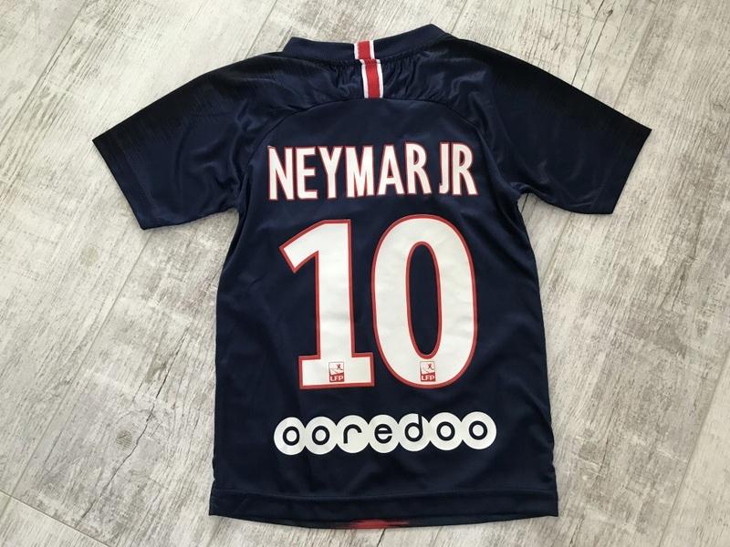 NIKE chłopięca koszulka NEYMAR JR 10 104