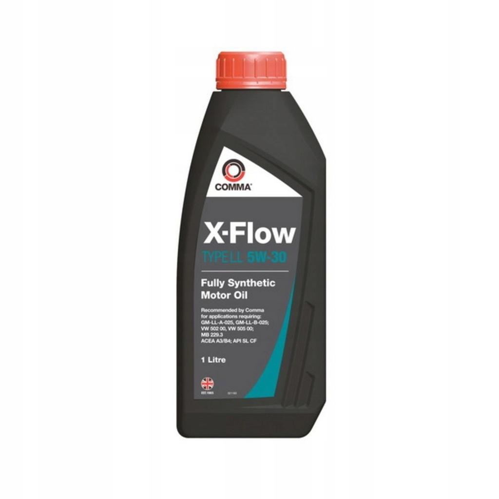 Olej COMMA X-Flow LL 5W30, 1 litr